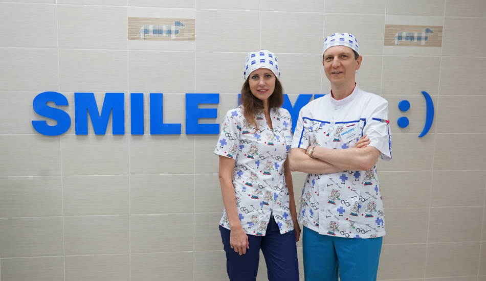 Лучшая клиника лазерной коррекции зрения ReLEx SMILE (Смайл) в Москве