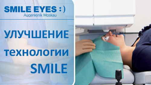 Есть ли перспективы развития технологии SMILE?